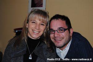 Stefania Brunelli e Fabio Vittori